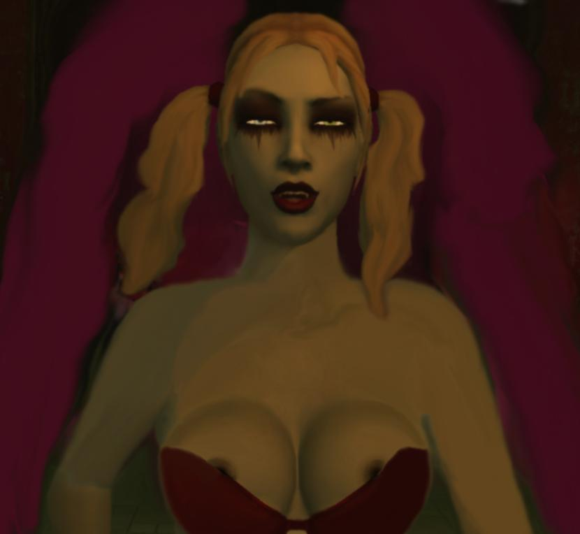 stats the vampire redemption masquerade Face down ass up naked