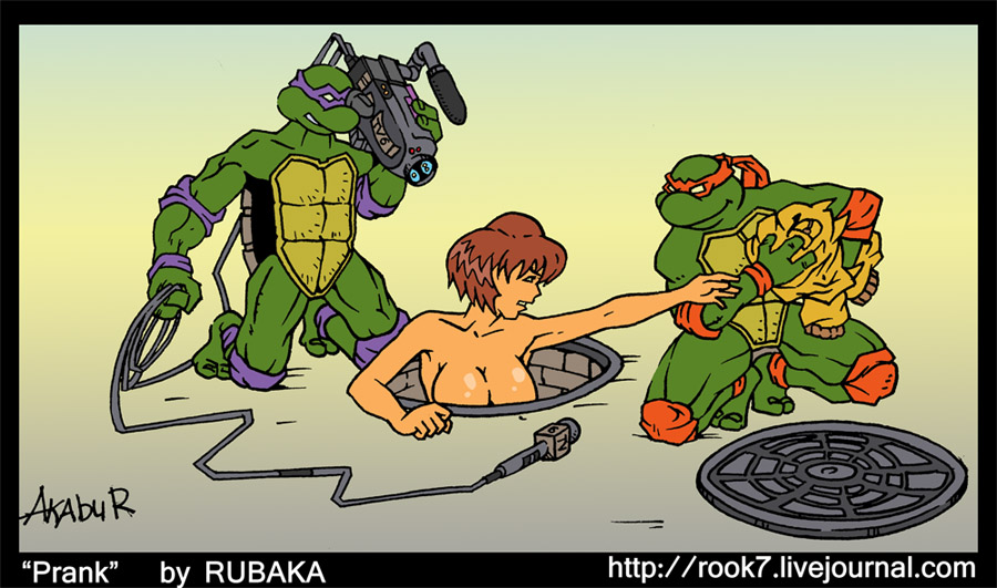 of turtle donatello ninja picture My life as a teenage robot mudpie factory