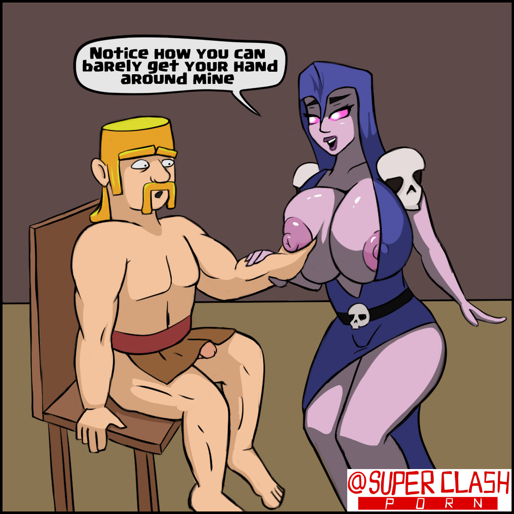 clash queen of clans naked archer Hentai foundry league of legends