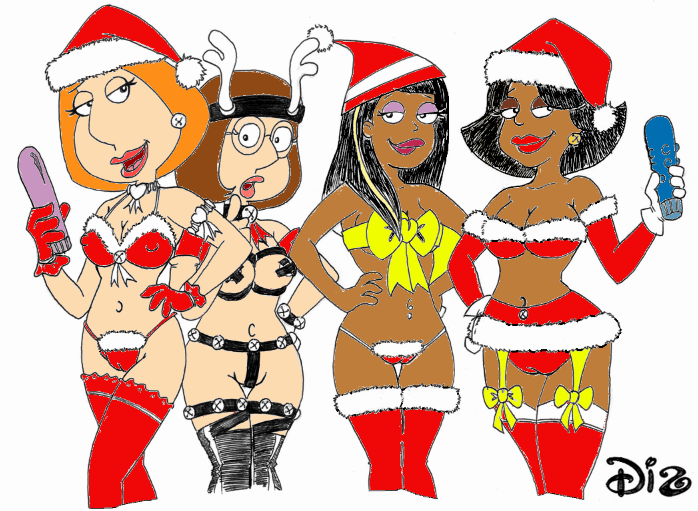show the cleveland naked donna Coco from fosters home for imaginary friends