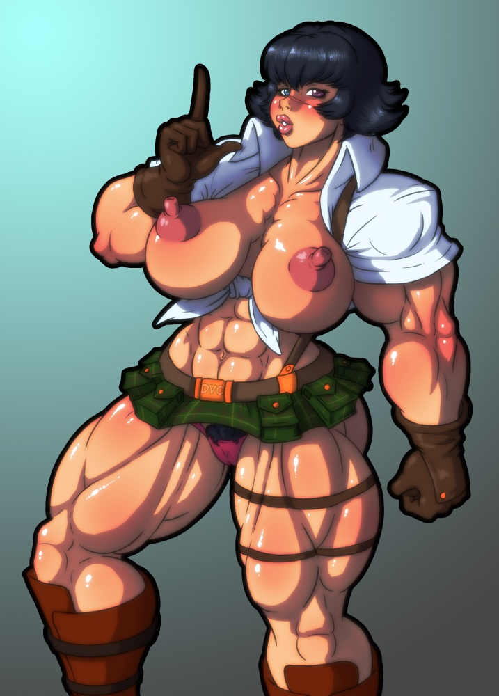 censored 5 devil lady may cry Fist of the north star juza