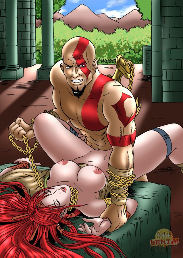 wife of god war 4 May the best man win sigma