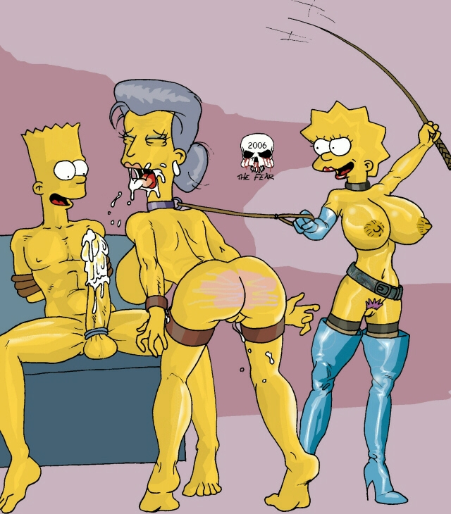 into the simpsons multiverse the Killing floor stalker