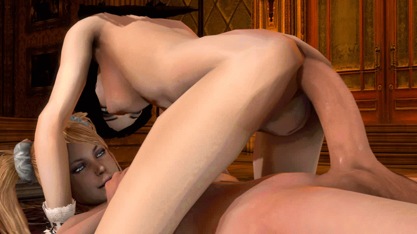 returns mod nude madness alice Ladies versus butlers! characters