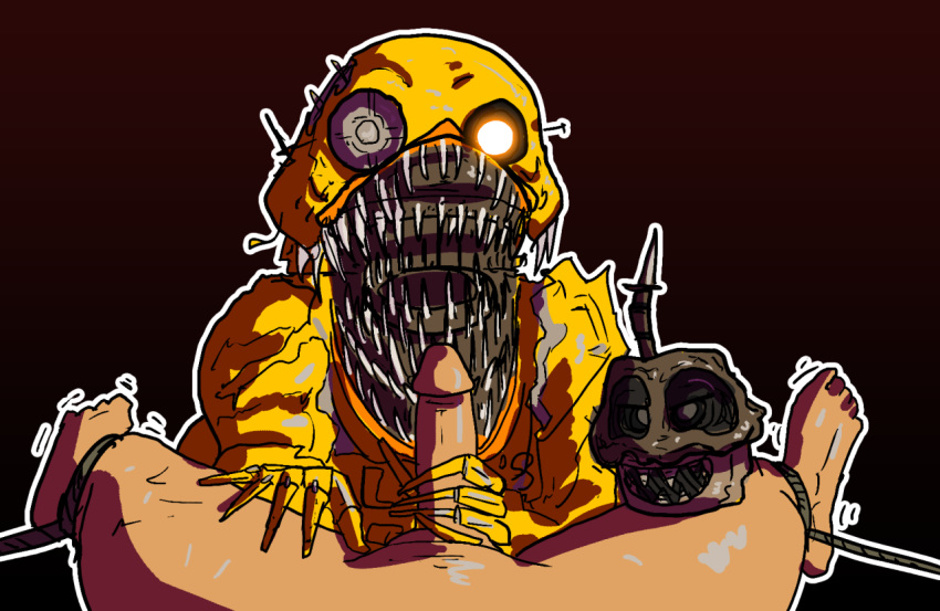 cupcake freddy's five nights at Least i could do