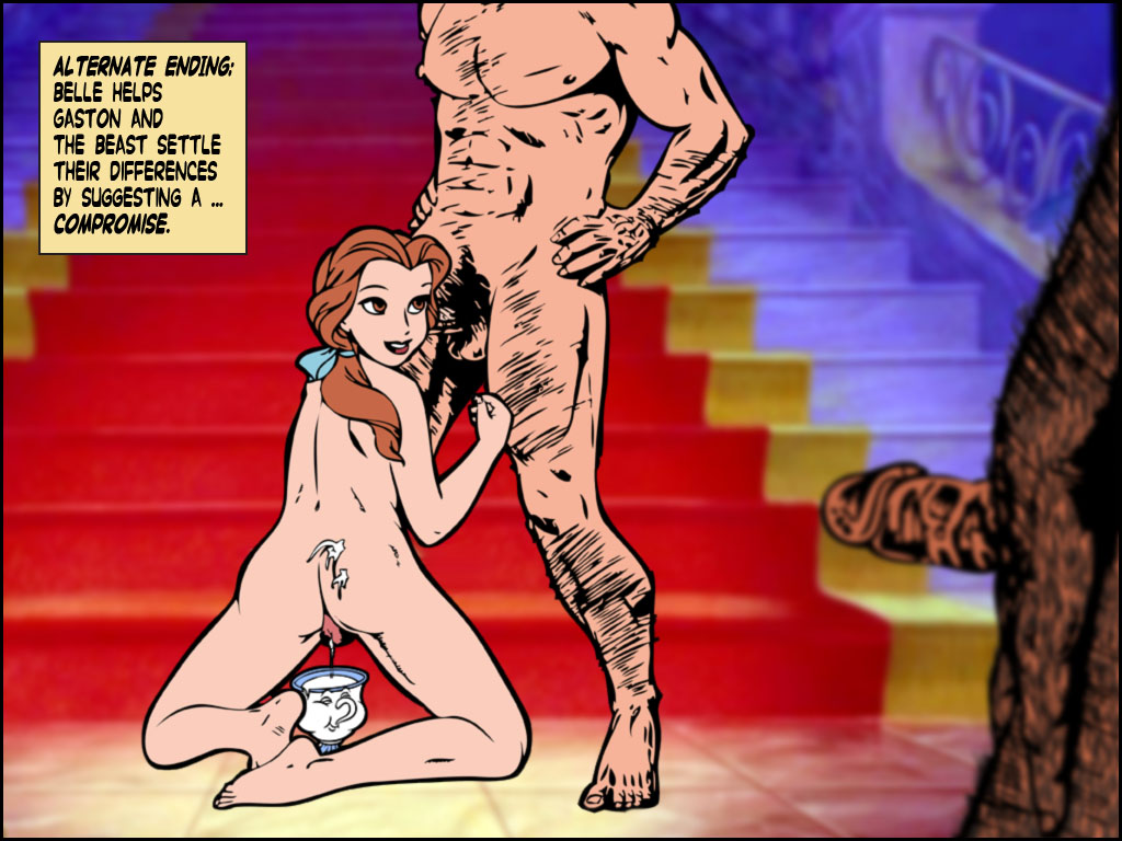 beast raven boy and naked Sissy from johnny test naked